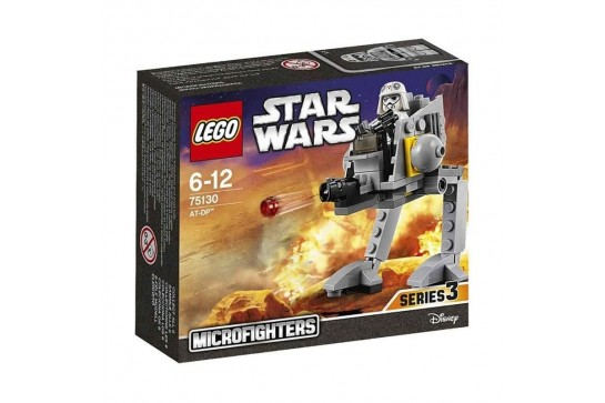 LEGO Star Wars Microfighters AT-DP 75130